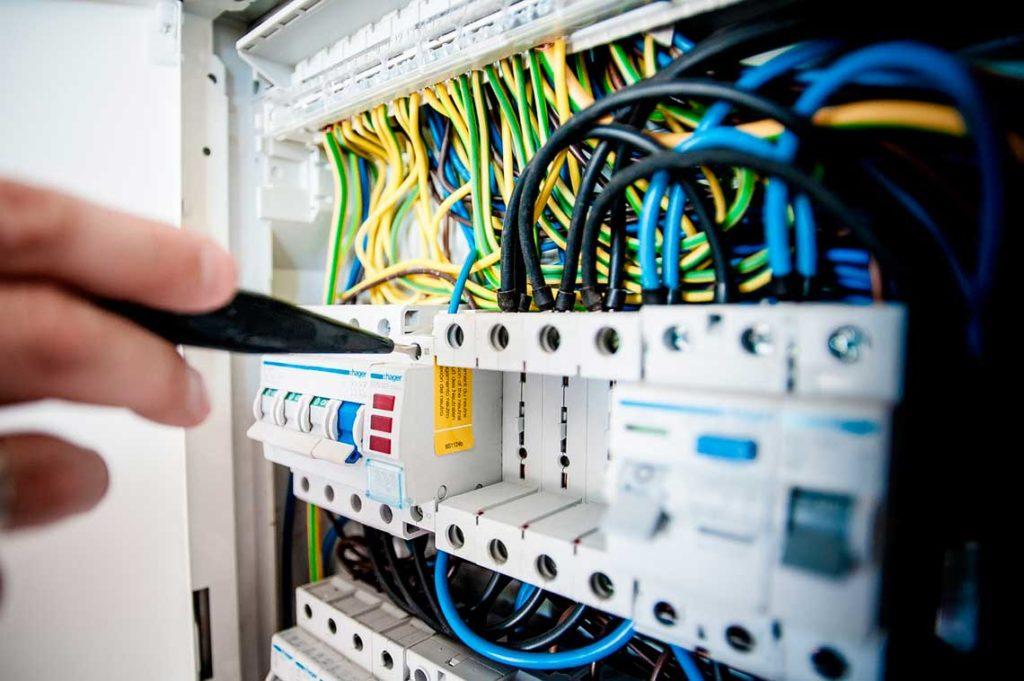 fraude electrico