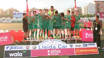 Mundialito en Lleida